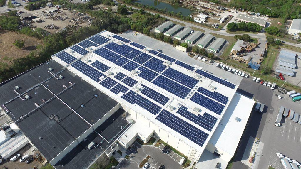 JJ Taylor Fort Myers Solar